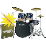 Tama S52KH6MNB and Paiste Cymbal Pack with FREE Tama Sticks S52KH6CMNB-PA014USET