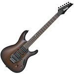 Ibanez Prestige S Series Electric Guitar, Transparent Black S5470TKS