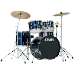 Tama Stagestar 5-piece Jazz Drum Kit, Dark Blue SG50H6CDB