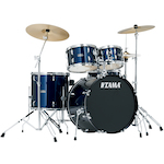 Tama Stagestar 5-piece Rock Drum Kit, Dark Blue SG52KH6CDB