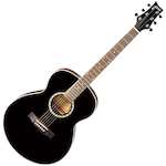 Ashton Slimline Acoustic Guitar, Black SL29BK