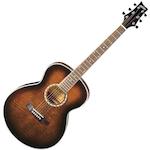 Ashton Slimline Acoustic Guitar, Tobacco Sunburst SL29TSB