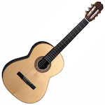 Admira Spanish Classical Guitar, Solid Spruce Top, Mucally Back/Sides SOMBRA