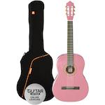 Ashton Classic Guitar Pack 3/4, Pink SPCG34PK