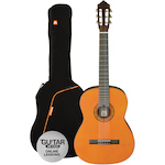 Ashton Classic Guitar Pack 4/4 Size, Amber SPCG44AM
