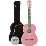 Ashton Classic Guitar Pack 4/4, Pink SPCG44PK