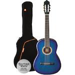 Ashton Classic Guitar Pack 4/4, Blue Burst SPCG44TBB