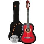 Ashton Classic Guitar Pack 4/4 Size, Red Burst SPCG44TRB