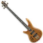 Ibanez Premium SR Bass, Vintage Natural Flat SR1200LVNF