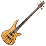 Ibanez Premium SR Bass, Vintage Natural Flat SR1200VNF