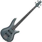 Ibanez SR Bass Guitar, Metallic Grey SR300EMG