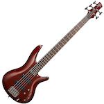 Ibanez SR Bass Guitar 5 String, Root Beer Metallic SR305RBM