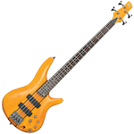 Ibanez SR Bass Guitar, Amber SR700AM