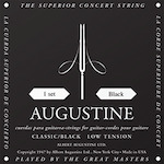 Augustine Classical Strings Black Label Set STASILVER