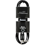 Ibanez Guitar Cable 10 Foot Angle Jack STC10L