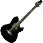 Ibanez Talman Acoustic/Electric, Black TCY8BK