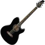 Ibanez Talman Acoustic/Electric, Black TCY8BK