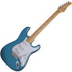 Shecter Guitar Electric Traditional Standard 3046 TRADSTDMRLPB