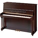 Beale Upright Piano, #07 Dark Walnut UP115M#7