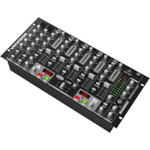 Behringer 7-Channel Rack Mountable DJ Mixer VMX1000USB