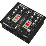 Behringer 2-Channel DJ Mixer VMX100USB