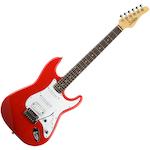 Schecter VS2 Electric Guitar, Hot Rod Red VS2HRR