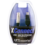 ART XLR - USB Cable XCONNECT