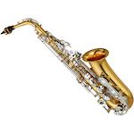 Yamaha Alto Saxophone, Gold Lacquer YAS26