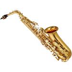 Yamaha Alto Saxophone, Gold Lacquer YAS280