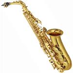 Yamaha Alto Saxophone Eb, Gold Lacquer YAS62III
