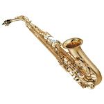 Yamaha Alto Saxophone, Gold Lacquer, Pro Model YAS875EX