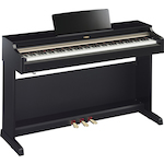 Yamaha YDP Series Digital Piano, Polished Ebony YDP162PE