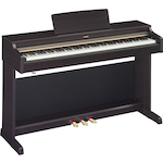 Yamaha YDP Series Digital Piano, Rosewood YDP162R