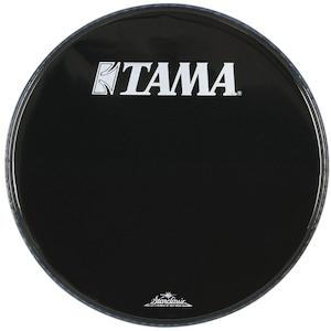Tama 22 inch Starclassic Logo Drum Head, Black