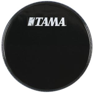 Tama 24 inch Logo Drum Head, Black