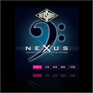 Rotosound Nexus Bass Strings 45-105