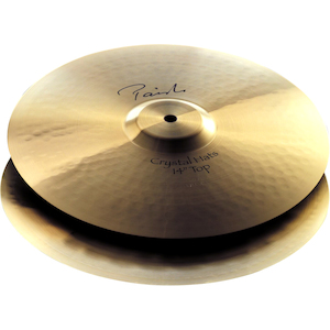 Paiste Signature 14 inch Crystal Hi Hats