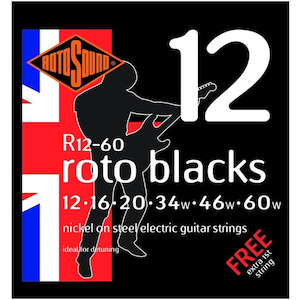 Rotosound Electric Strings 12-60