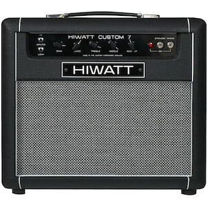 Hiwatt Custom 7 Watt Valve 1x10 Guitar Amp Combo
