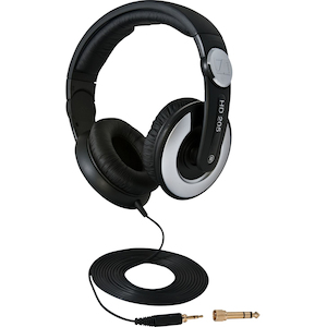 Sennheiser HD205II Closed Back Headphones