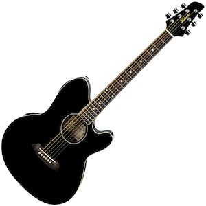 Ibanez Talman Acoustic/Electric, Black