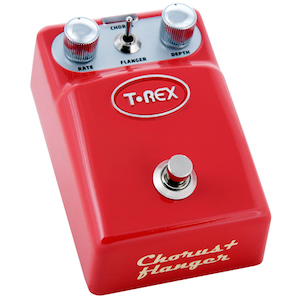 T-Rex Tonebug Chorus and Flanger Effects Pedal