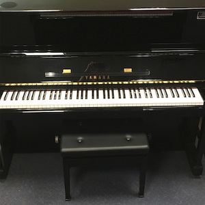 Japanese Yamaha Second Hand U10 Upright Piano 4763613
