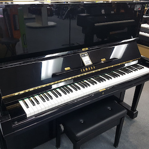 Japanese Yamaha Second Hand U3 Upright Piano 3928364