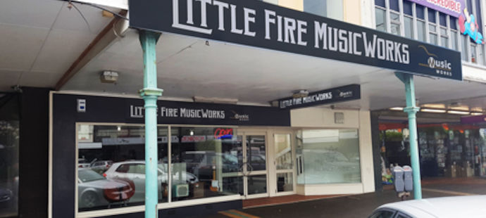 Little Fire MusicWorks Invercargill