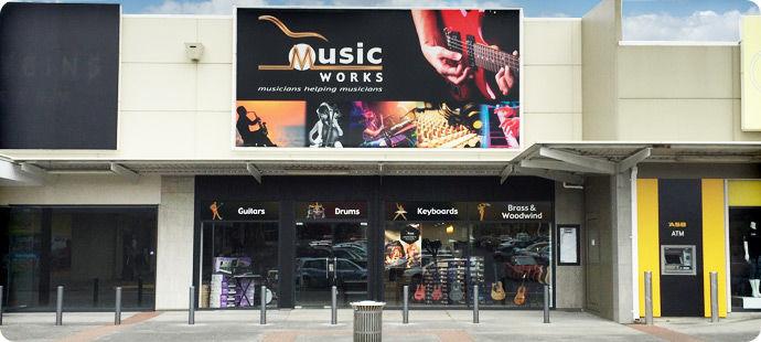 MusicWorks Westgate