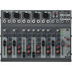 Behringer Mixer 10-In 2-Bus Battery Powered Option 1002B