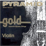Pyramid 10810012 1/2 Violin Set 10810012
