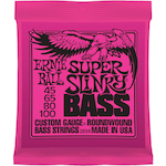 Ernie Ball Bass Strings 45-100 Super Slinky 2834