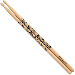 Tama Drumsticks 5B Japanese Oak with Skulls 5BOAKS